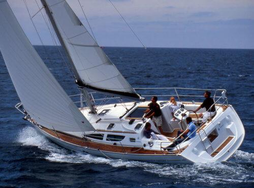 Janneau Sun Odyssey 35
