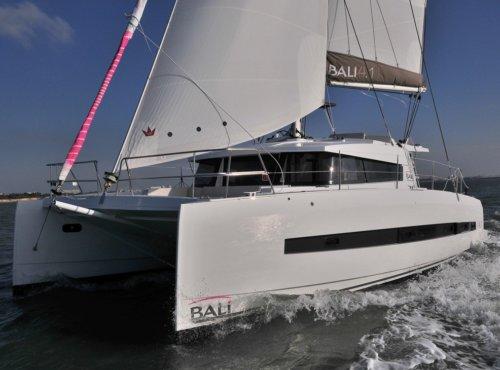 Catamarano Negroni Bali 4.1